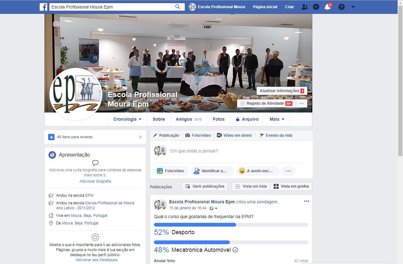 Facebook EPM